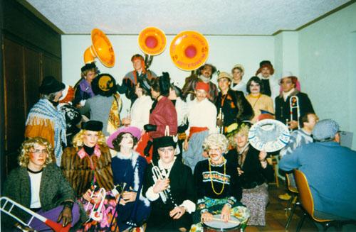1986 Frauen