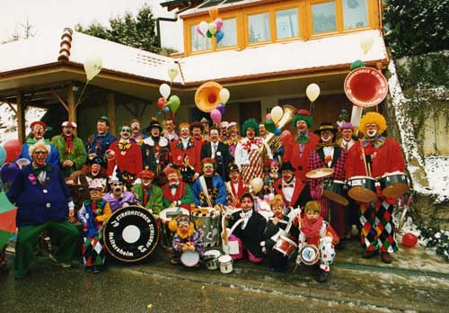 1993 Clowns